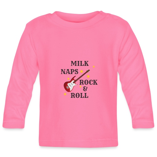 Rock & Roll - Baby Long Sleeve T-Shirt