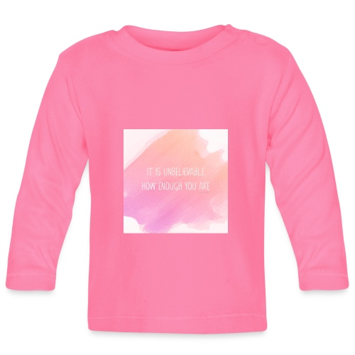 The Perfect Gift - Baby Long Sleeve T-Shirt