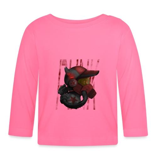 Biohazard Punk - Baby Langarmshirt