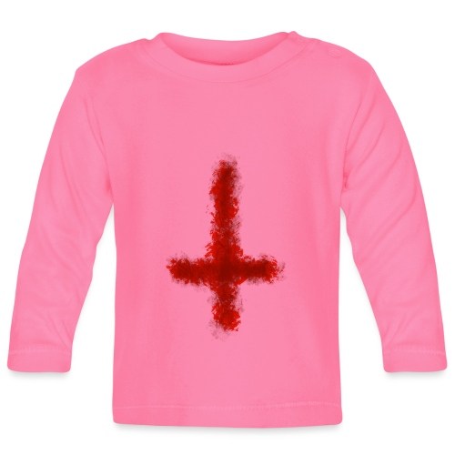 Teufelskreuz - Baby Langarmshirt