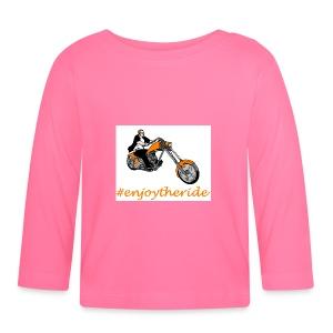 enjoytheride - T-shirt manches longues Bébé