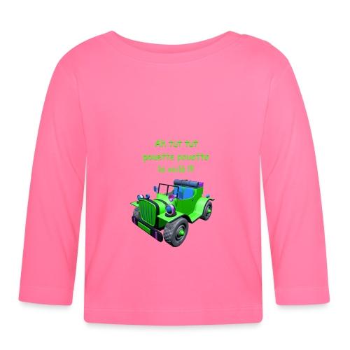 TUT TUT POUETTE - T-shirt manches longues Bébé