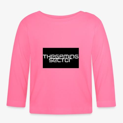 TheGamingSector Merchandise - Baby Long Sleeve T-Shirt