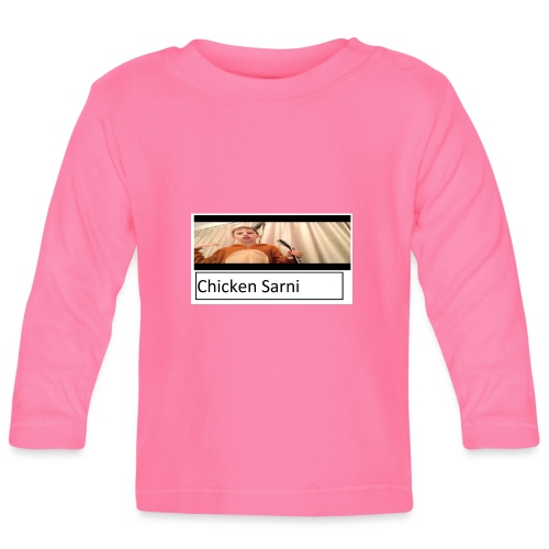 chicken sarni - Baby Long Sleeve T-Shirt