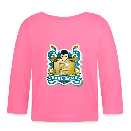 PEARL GAMES - T-shirt manches longues Bébé