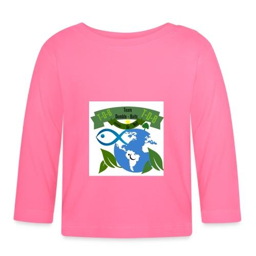 logo dumble baits - T-shirt manches longues Bébé