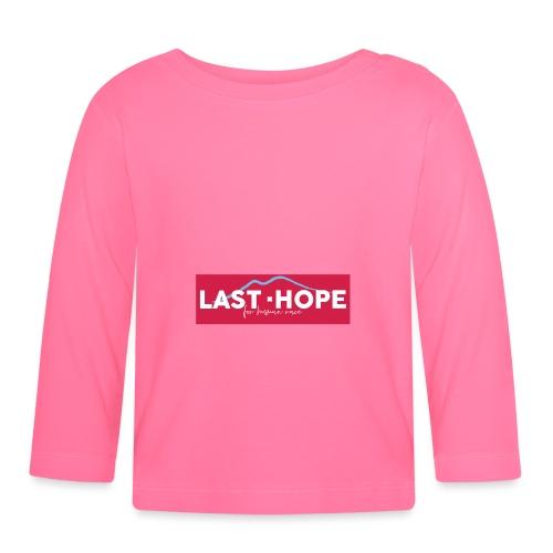 Last Hope brand 02 - Maglietta a manica lunga per bambini