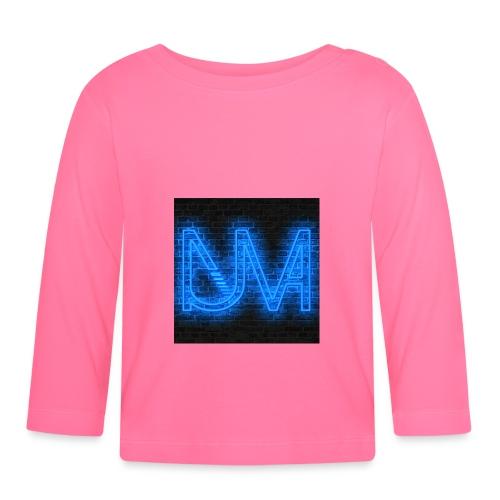 NUMA Neon - Baby Langarmshirt
