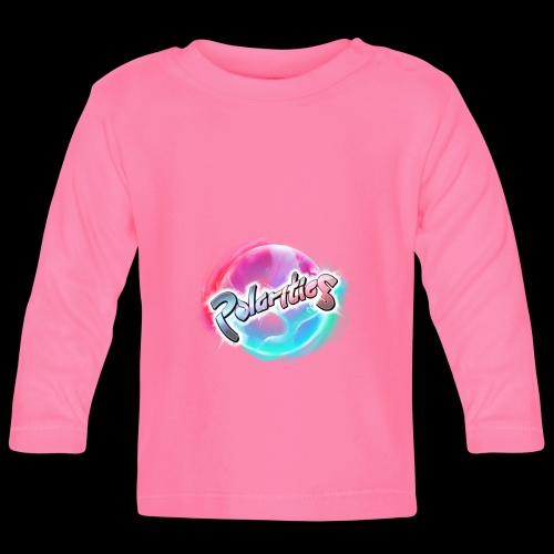 Polarities Logo - Baby Long Sleeve T-Shirt