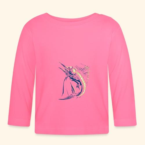 Poisson Voilier - T-shirt manches longues Bébé