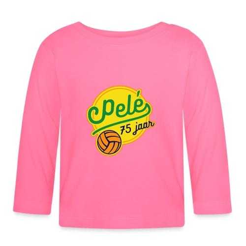 Logo 75 jaar Pelé - T-shirt