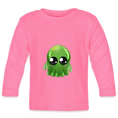 Super süßer Cthulhu - Baby Langarmshirt