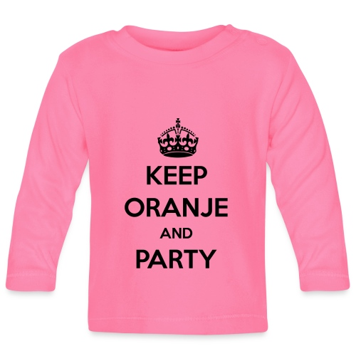 KEEP ORANJE AND PARTY - T-shirt