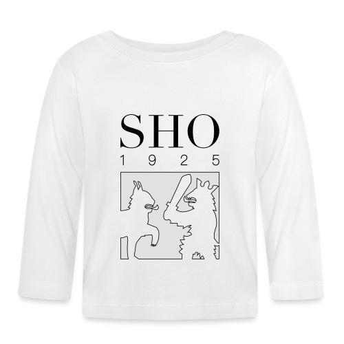 SHO 1925 - Vauvan pitkähihainen paita