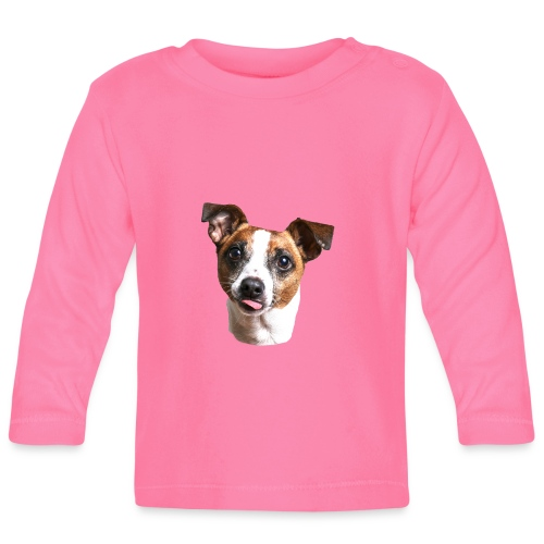 Jack Russell - Baby Long Sleeve T-Shirt
