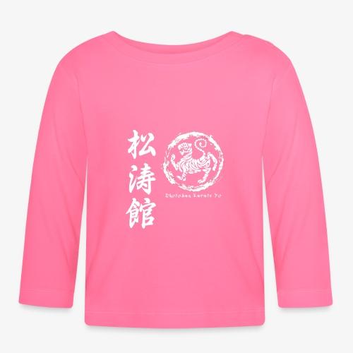 SHOTOKAN KARATE DO - T-shirt manches longues Bébé