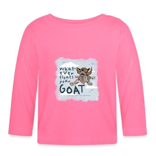 #2 - Sky Dive - Baby Long Sleeve T-Shirt
