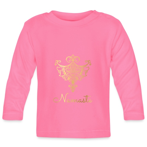 Namaste Collection - Baby Long Sleeve T-Shirt