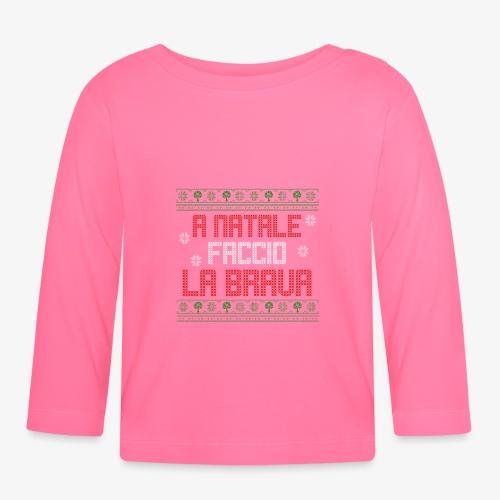 Il regalo di Natale perfetto - Maglietta a manica lunga per bambini