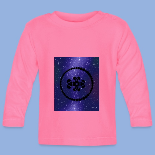 Smell like teen spirit Space 1 - T-shirt manches longues Bébé