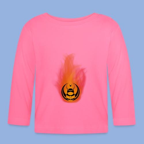 Seven nation army Fire - T-shirt manches longues Bébé