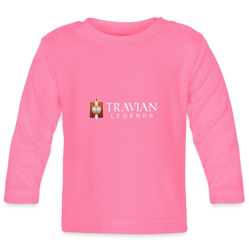 Travian Legends Logo 2 - Baby Long Sleeve T-Shirt