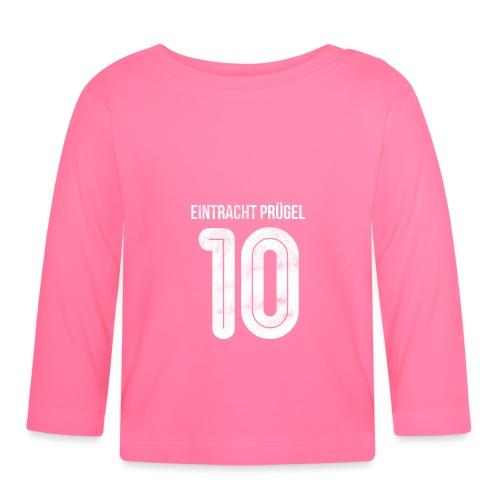 Eintracht Prügel 10 - Baby Langarmshirt