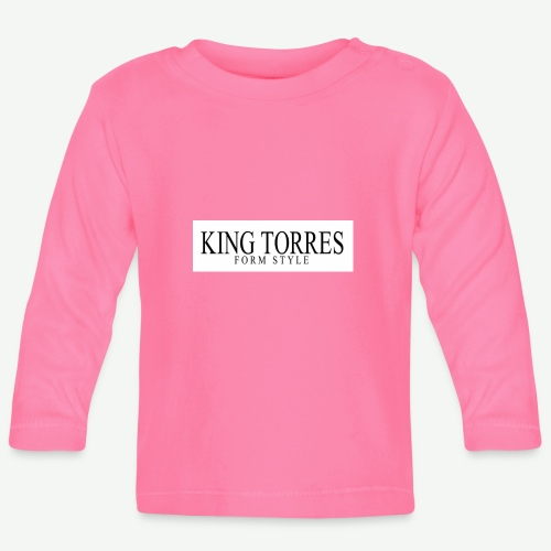 king torres - Camiseta manga larga bebé