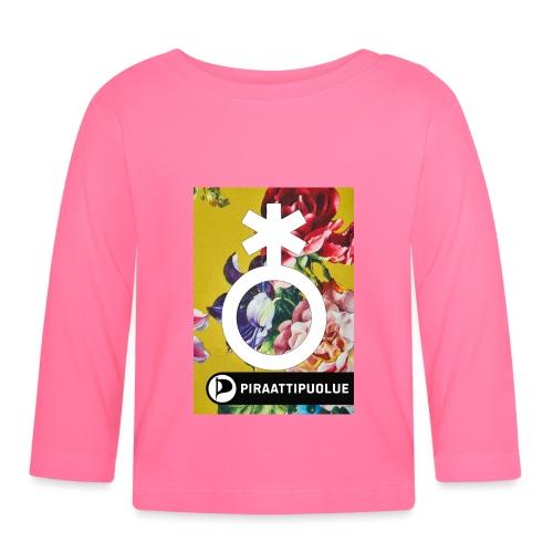 Non-binary - Vauvan pitkähihainen paita