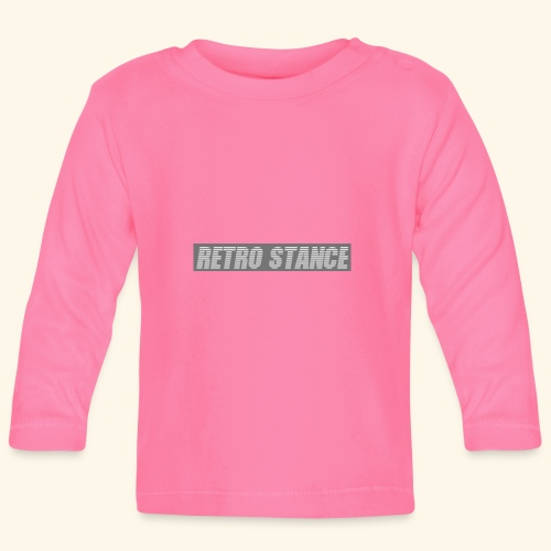 Retro Stance - Baby Long Sleeve T-Shirt