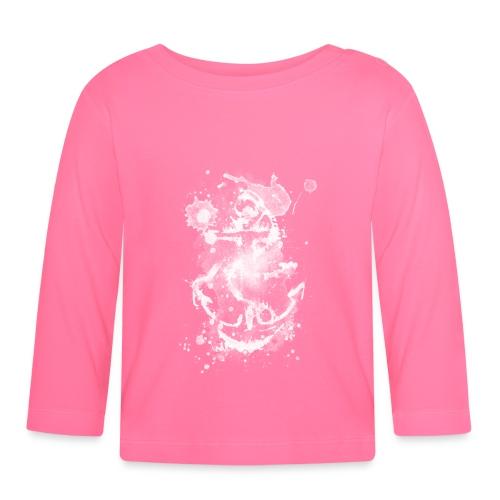 Anker Tinte - Baby Langarmshirt