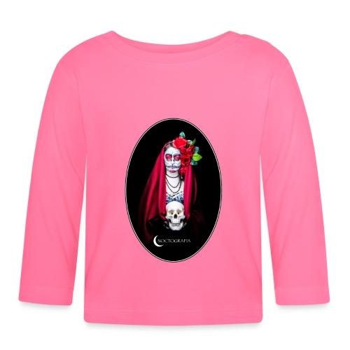 Catrina Noctografia Medallón - Camiseta manga larga bebé