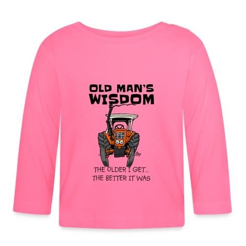 0093 oldmanswisdom belarus - T-shirt