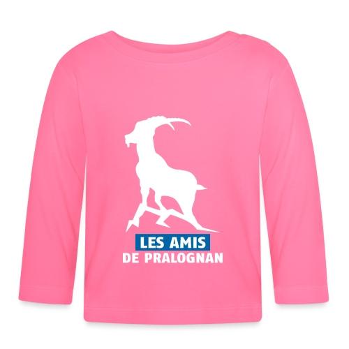 bouquetin Les Amis de Pralognan - T-shirt manches longues Bébé