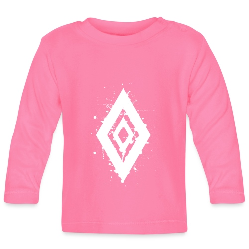 Techno Style - Baby Langarmshirt