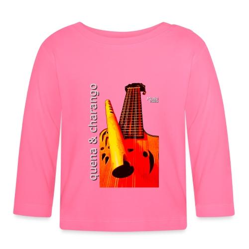Quena y Charango I bis - Camiseta manga larga bebé