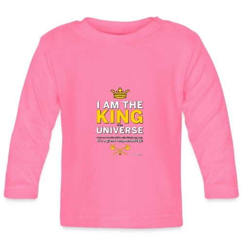 Royal King T-shirt - PAN designs - Tees & Gifts - Långärmad T-shirt baby