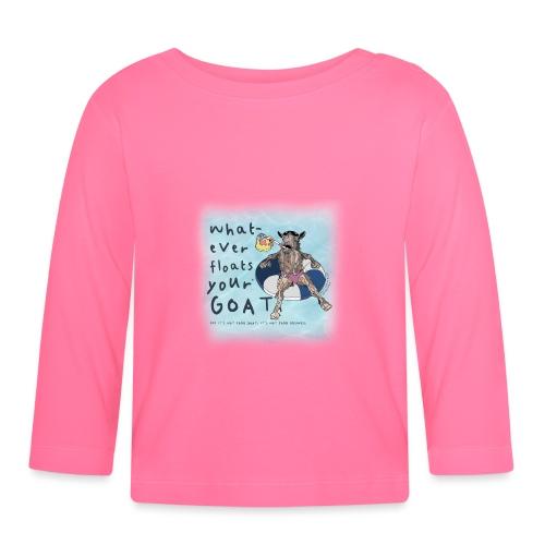#3. Holiday - Baby Long Sleeve T-Shirt