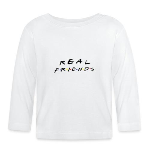 Real freinds - Langærmet babyshirt