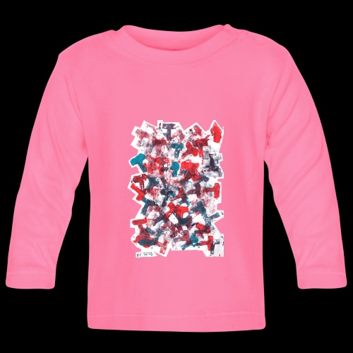 Color T BY TAiTO - Vauvan pitkähihainen paita