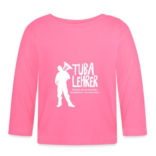 Tuba Lehrer   Tubist - Baby Langarmshirt