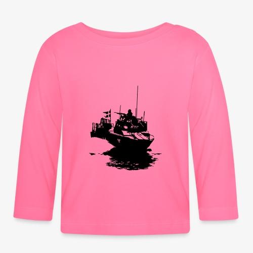 Combat Boat 90 - Stridsbåt 90 - Långärmad T-shirt baby