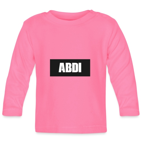 Abdi - Baby Long Sleeve T-Shirt
