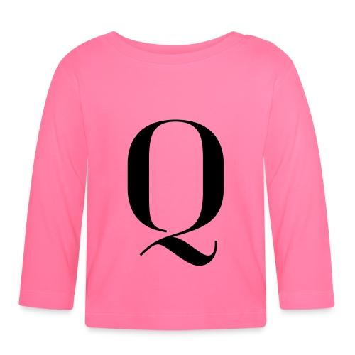 Q - Baby Long Sleeve T-Shirt