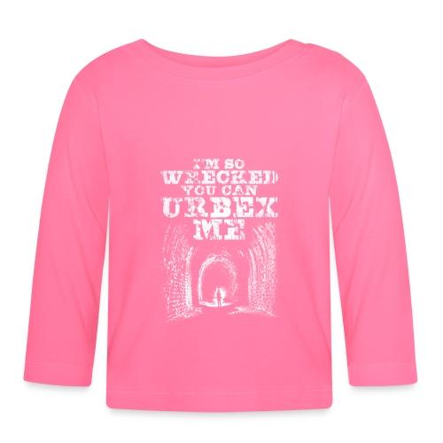 Urbex Me - T-shirt manches longues Bébé