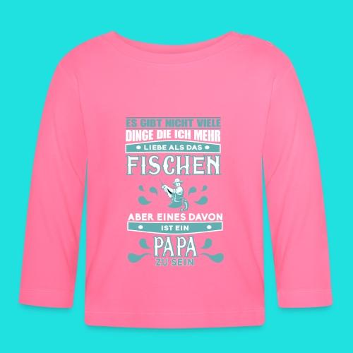 Papa-Fischer - Baby Langarmshirt