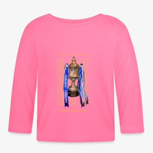 Montrose League Cup Tour - Baby Long Sleeve T-Shirt