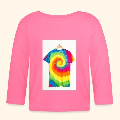 tie die - Baby Long Sleeve T-Shirt