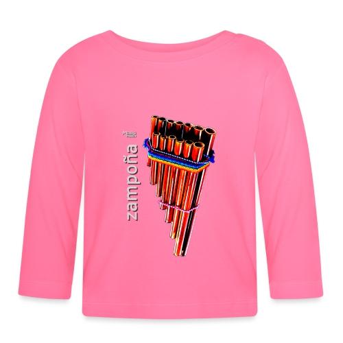 Zampoña - T-shirt manches longues Bébé