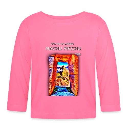 SOJA de los ANDES - Machu Picchu I. - Baby Langarmshirt